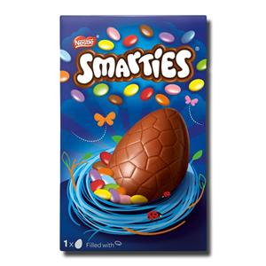 Nestlé Smarties filled Egg 122g