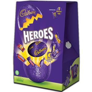 Cadbury Heroes Egg 264g