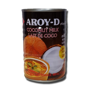 Aroy-D Leite de Coco Cooking 400ml