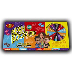 Jelly Belly Bean Boozled Spinner Wheel Game 99g