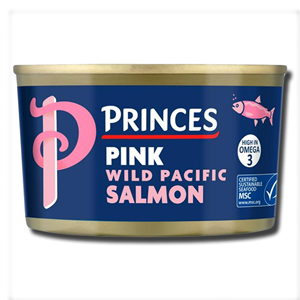 Princes Pink Salmon 213g