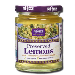 Al'fez Preserved Lemons 140g