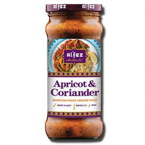 Al'fez Moroccan Tagine Sauce Apricot & Coriander 350g