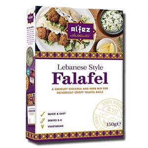 Al'fez Lebanese Style Falafel 150g