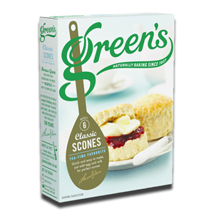 Green's Classic Scone Mix 280g