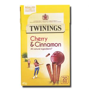 Twinings Cherry & Cinnamon 20's