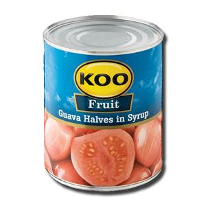 Koo Guava Halves 410g