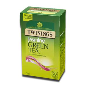 Twinings Green Tea Jasmine 20's