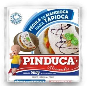 Pinduca Fécula de Mandioca 500g