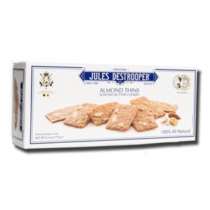 Jules Destrooper Belgian Almond Thins 100g