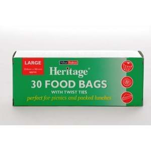Heritage Food Bags 30