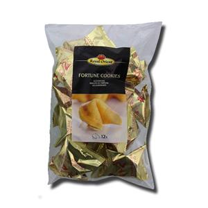 Royal Orient Fortune Cookies 12 pcs