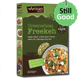Artisan Grains Green Wheat Freekeh 200g