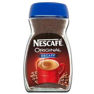 Nescafé Original Decaff 100g