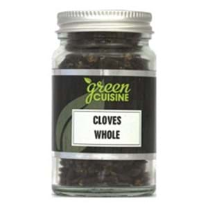 Green Cuisine Whole Cloves 35g JAR