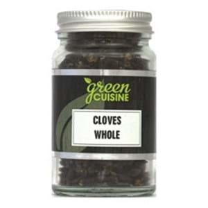 Green Cuisine Whole Cloves 35g JAR