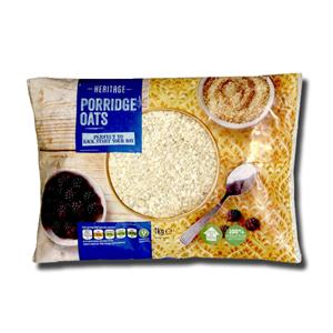 Heritage Porridge Oats 500g