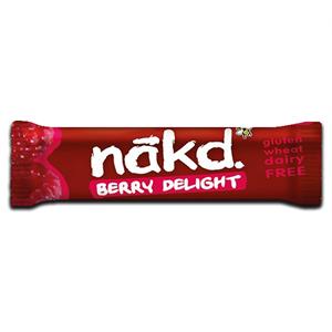 Nakd Bar Berry Fruit & Nut 35g