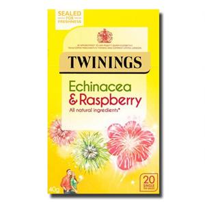 Twinings Echinacea & Raspberry 20's