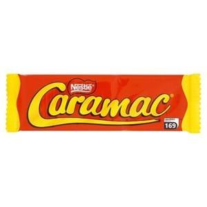 Nestlé Caramac Buttons Tube 100g