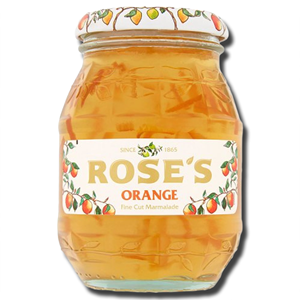 Rose's Fine Cut Orange Marmalade 454g