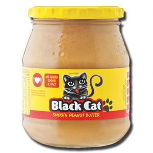 Black Cat Peanut Butter No Added Sugar or Salt 400g