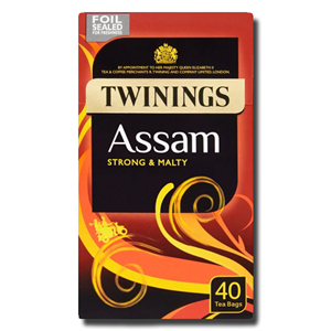 Twinings Assam Strong & Malty 40's