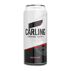 Carling Beer Can 500ml