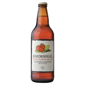 Rekorderlig Cider Strawberry-Lime 500ml