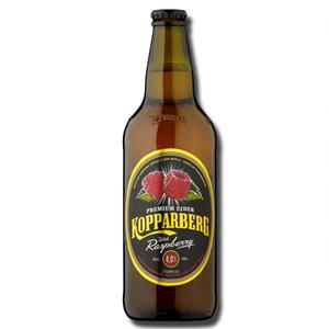 Kopparberg Cider Raspberry Bottle 500ml