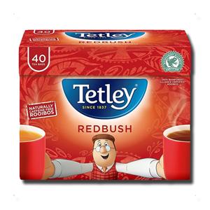 Tetley Red Bush Tea 40's