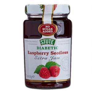 Stute Diabetic Raspberry Jam 430g