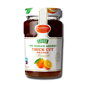 Stute Diabetic Thick Orange Marmalade 430g