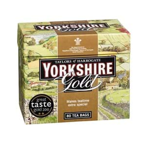 Taylors Yorkshire Gold Teabags 80's