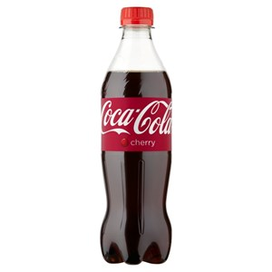 Coca Cola Contour Cherry 500ml