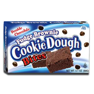 Cookie Dough Bites Fudge Brownie Bites 88g