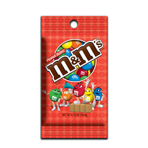 M&M's Peanut Butter Pack 144g