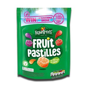 Rowntrees Fruit Pastilles 143gr