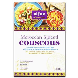 Al'Fez Harissa Spiced Couscous 200g