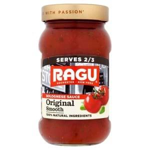 Ragu Original Smoth Bolognese Sauce 375g