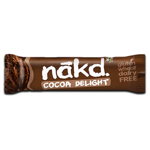 Nakd Cocoa Delight Gluten Free Bar