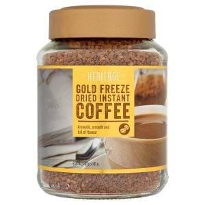 Heritage Gold Freeze dried Instant Coffee 100g