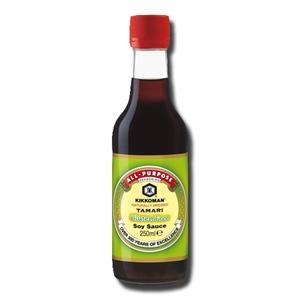 Kikkoman Soy Sauce Tamari Gluten Free 250ml