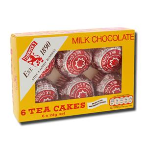 Tunnocks Tea Cakes 6's