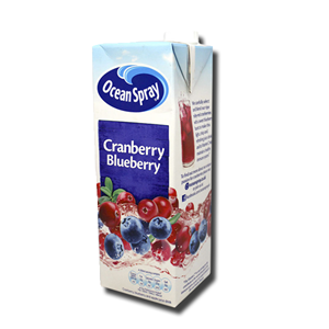 Ocean Spray Cranberry & Blueberry 1l