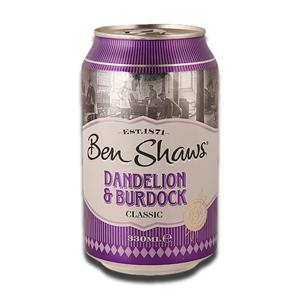 Ben Shaws Dandelion & Burdock 330ml