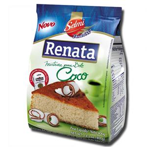 Renata Mix Bolo Coco 400g