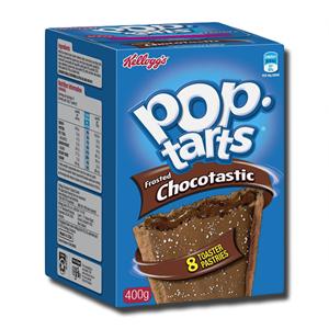 Kellogg's Pop Tarts Choctastic 8's 400g