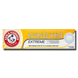 Arm & Hammer Advanced Whitening 75ml