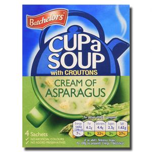 Batchelors Cup a Soup Asparagus 117g